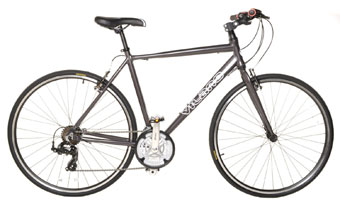 Vilano Performance Hybrid Flat Bar Commuter Road Bike