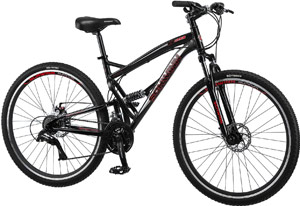 Schwinn S29 Full Suspension Mountain Bike