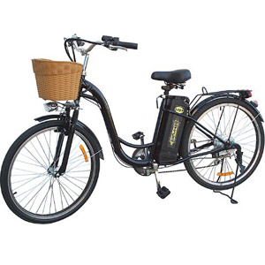Watseka XP Cargo Electric Bicycle