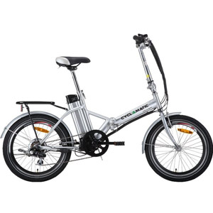 Cyclamatic Bicycle Electric Foldaway Bike
