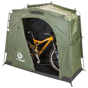 YardStash III Outdoor Bike Storage