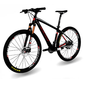 BEIOU Carbon Fiber Mountain Bike